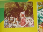Circa 1960's; my dad running a marathon in his late 50;s.