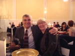 Don & Nancy at Portland wedding