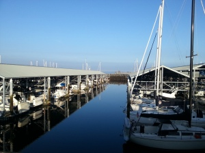 Edmonds Waterfront October 2014
