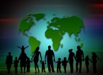 Community and the world volunteering