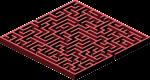 Labyrinth red
