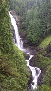 Wallace Falls: 1300 ft elevation gain; 7/1/2016