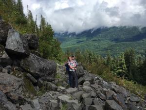 Lake Twenty Two: 1350 elevation gain; 7/3/2016